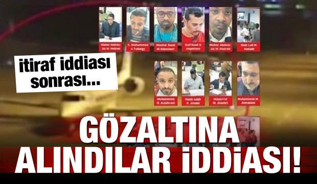 15 kişilik infaz timi gözaltına alındı iddiası