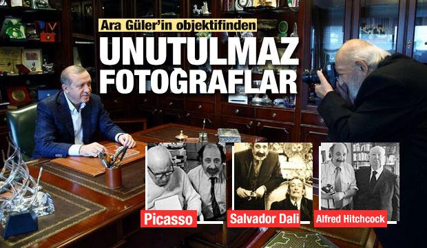 Ara Güler ve unutulmaz fotoğrafları