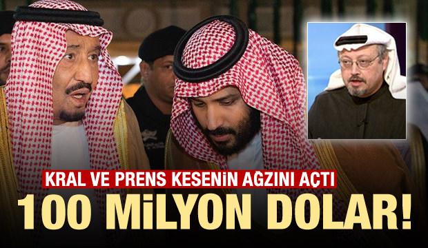 Arabistan'dan ABD'ye 100 milyon dolarlık 'yardım'