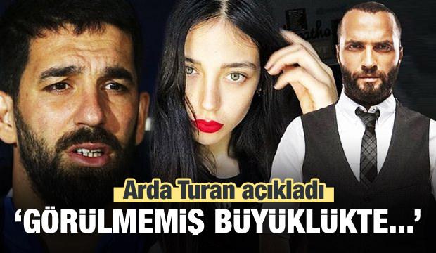"""Arda Turan açıkladı! """"Görülmemiş büyüklükte..."""""""