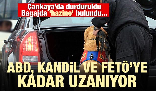 Tarihî eser operasyonunda FETÖ ve PKK izi