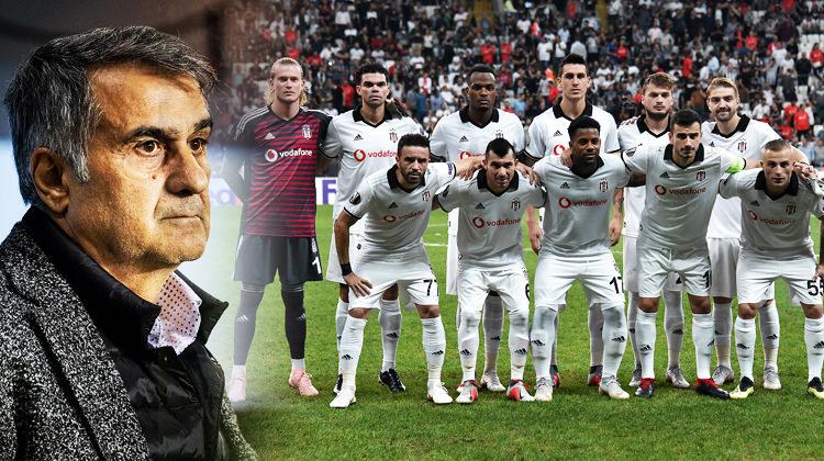 Beşiktaş TL'ye geçti! İşte yeni maaş tablosu!