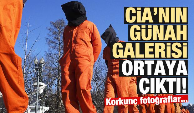 CIA'nın itiraf ettiği 10 işkence!