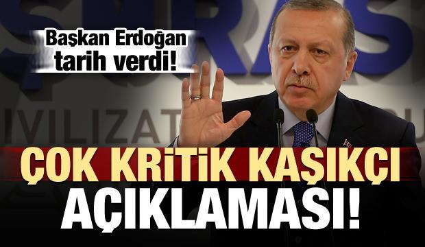 Erdoğan'dan kritik Kaşıkçı açıklaması! Tarih verdi