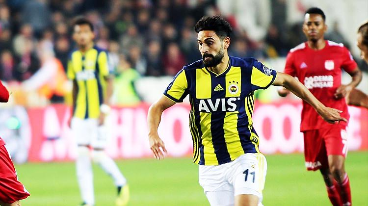 Fenerbahçe'de Mehmet Ekici şoku!