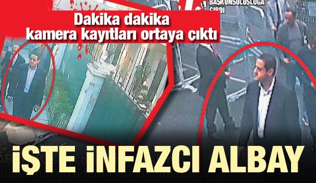 'İnfazcı' albayın yeni görüntüleri ortaya çıktı