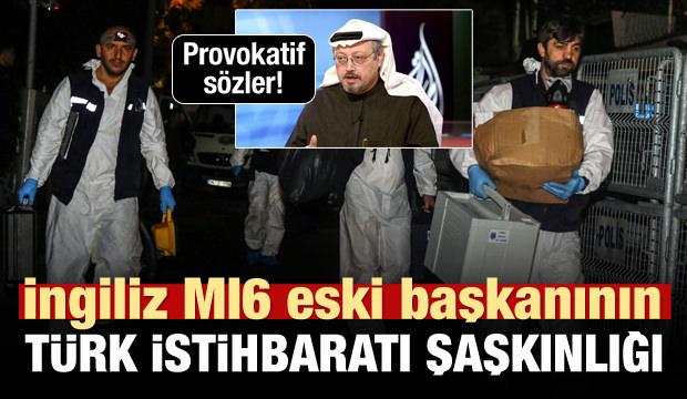 İngiliz istihbaratçıdan tuhaf 'Türkiye' yorumu