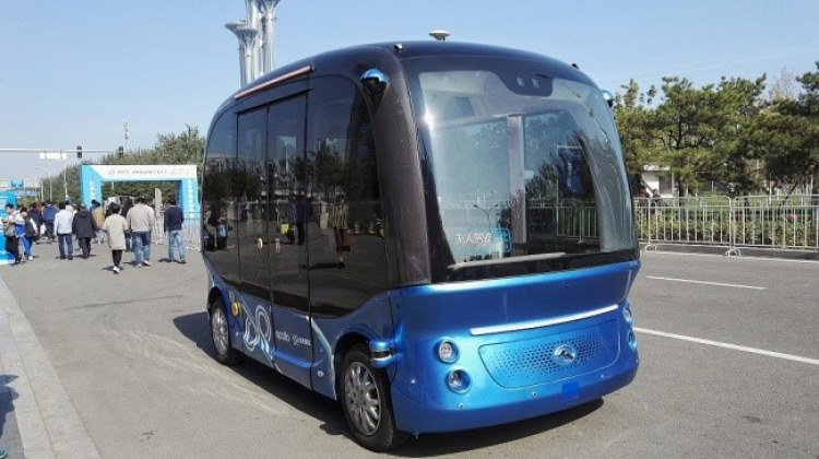 Pekin sürücüsüz araçlara ev sahipliği yapacak