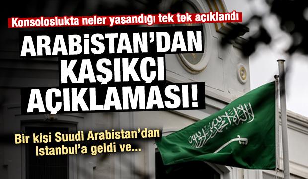 Kaşıkçı açıklaması: Bir kişi İstanbul'a geldi ve..