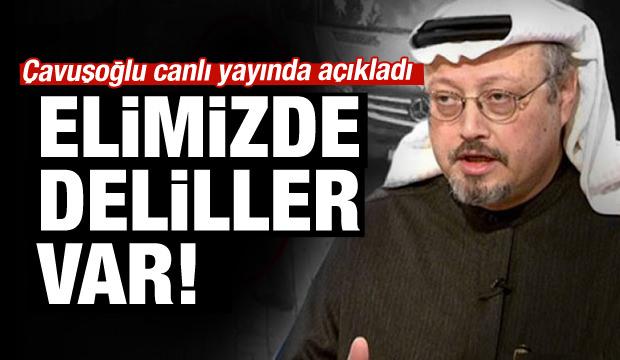 Türkiye'den son dakika 'Kaşıkçı' açıklaması