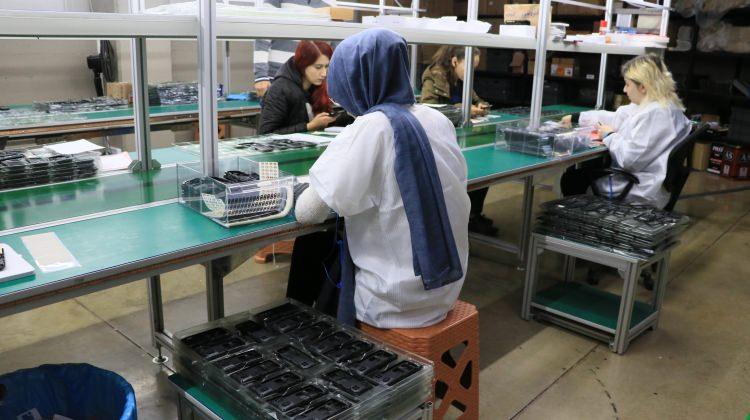 Samsun'da üretilen yerli telefon dünyaya satılacak