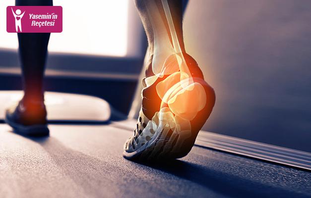 Ayağınızda sürekli ağrı ve şişlik varsa...