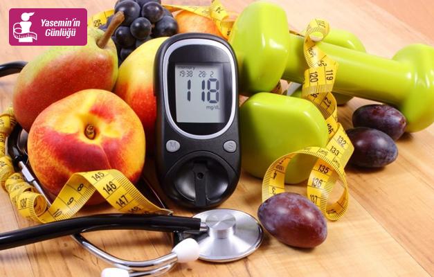 Diyabetli hastalar nasıl kilo verebilir?
