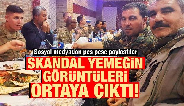 ABD'den yeni PKK/YPG skandalı!