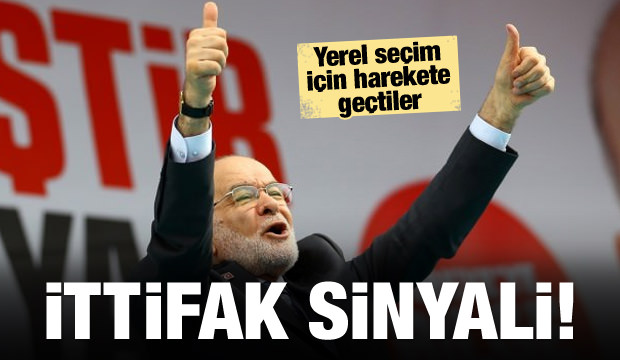 CHP ve Saadet Partisi yerelde de ittifak yapacak