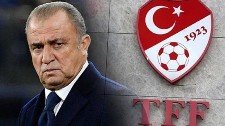 Fatih Terim'e tarihi ceza!