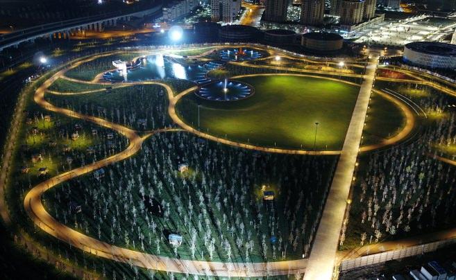 İstanbul'da 5 millet bahçesi hizmete açıldı