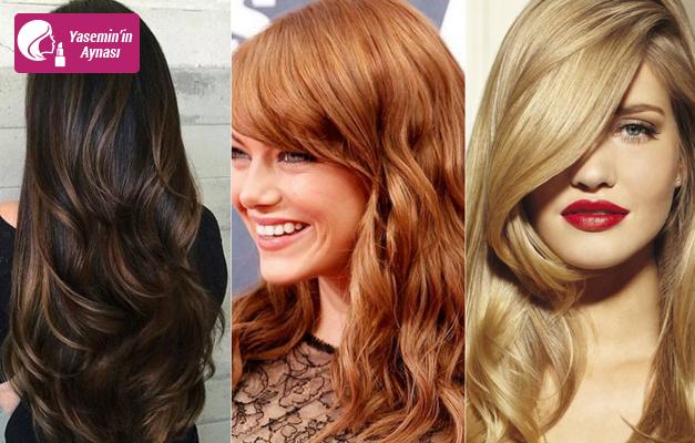 Sezonun en trend saç renkleri
