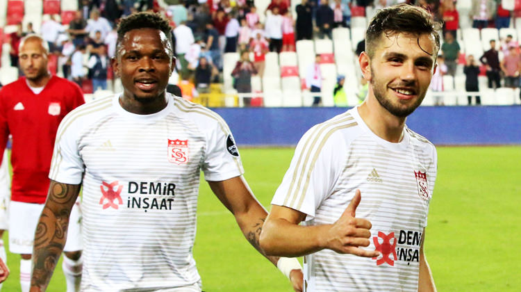 Sivasspor'un yıldızına Fransa'dan talip var