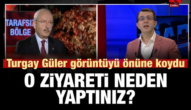 Turgay Güler'den Kılıçdaroğlu'na tokat gibi tepki!
