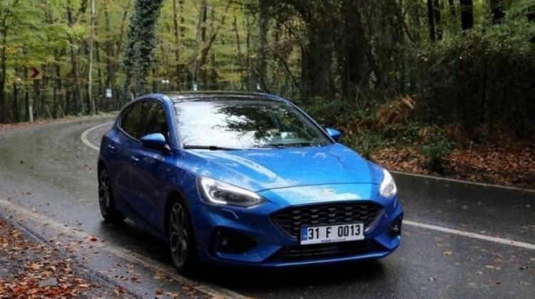 Türkiye'ye özel üretilen Ford Focus satışta
