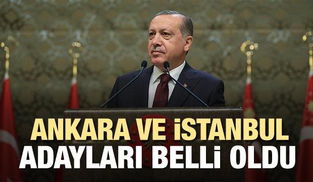 AK Parti: İstanbul ve Ankara adayımız belli