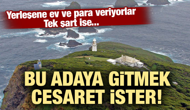 Bu adada yaşayanlar kraldan farksız!