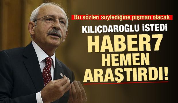 Kılıçdaroğlu yine fena çaktı!