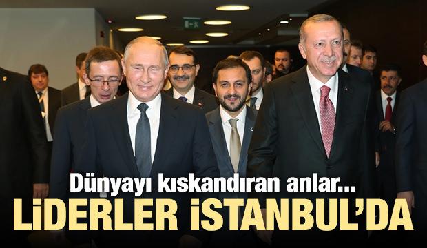 Liderler bir araya geldi!