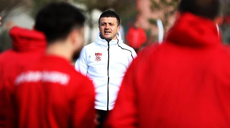 Sivasspor yeni teknik direktörünü açıkladı!