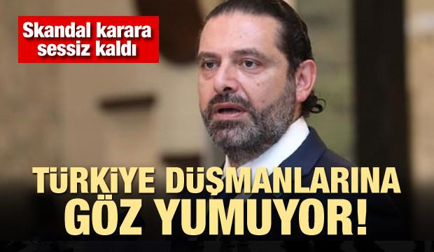 Skandal karar! Türkiye düşmanlarına göz yumuyor