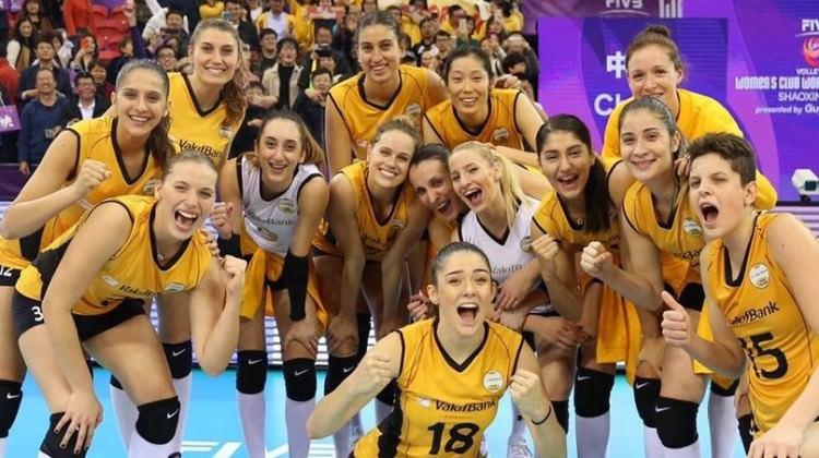 Bu gurur Türkiye'nin! Dünya şampiyonuyuz!