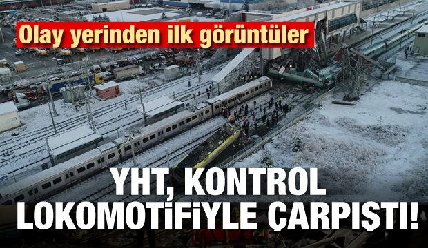 Yüksek Hızlı Tren kazası! Ölü sayısı arttı