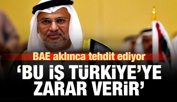 BAE'den Türkiye'ye: Bu iş size zarar verir