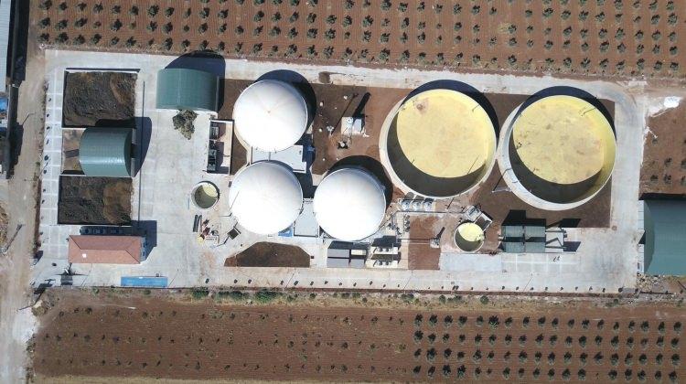 Biyogaz üretim tesisi icraat programına girdi