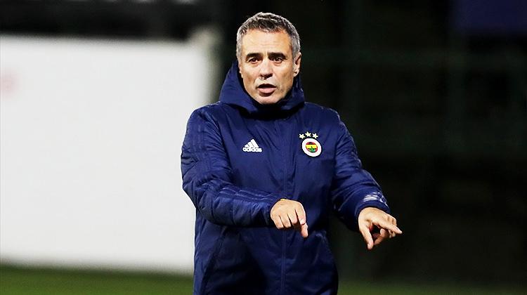 Fenerbahçe antrenmanında sürpriz isim!