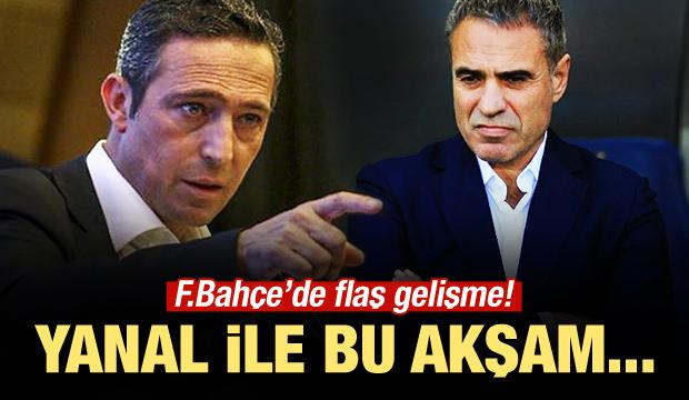 Fenerbahçe'de dev zirve bu akşam!