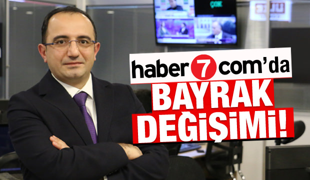 Haber7'de bayrak değişimi