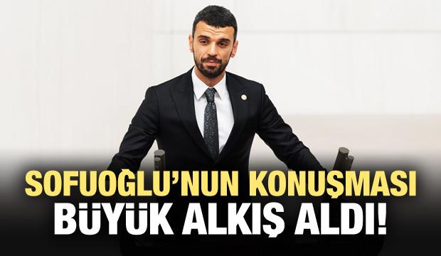 Kenan Sofuoğlu'nun konuşması büyük alkış aldı