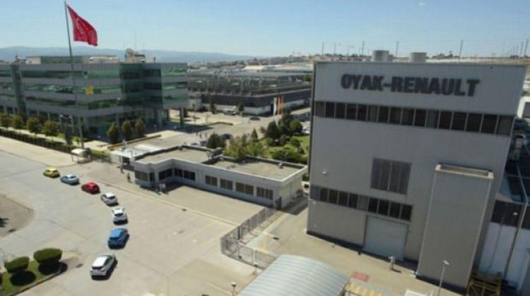 """Oyak Renault, """"Yılın Otomotiv Şirketi"""" oldu"""