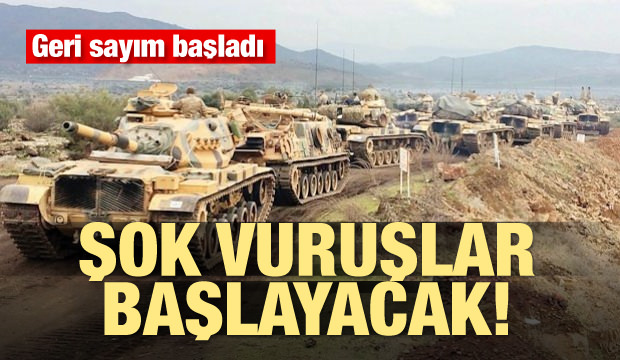 PKK tüm cephelerde vurulacak