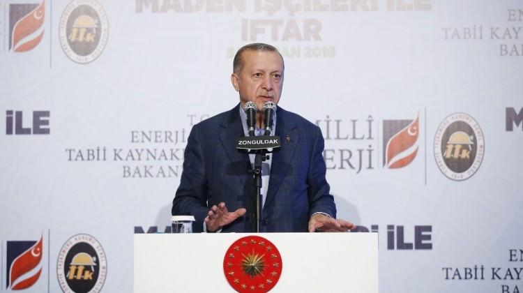 Sözünü Erdoğan vermişti! Bin 500 kişiye müjde