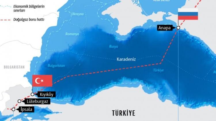 Türkiye'ye ulaştı: 100 gün içinde başlayacak