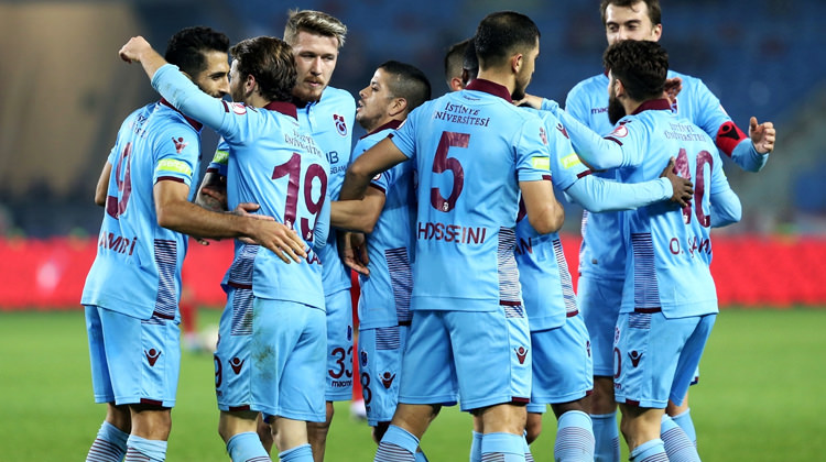 Trabzonspor'uın konuğu Balıkesir