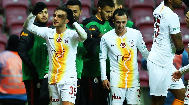 Galatasaray, beraberlikle turladı!