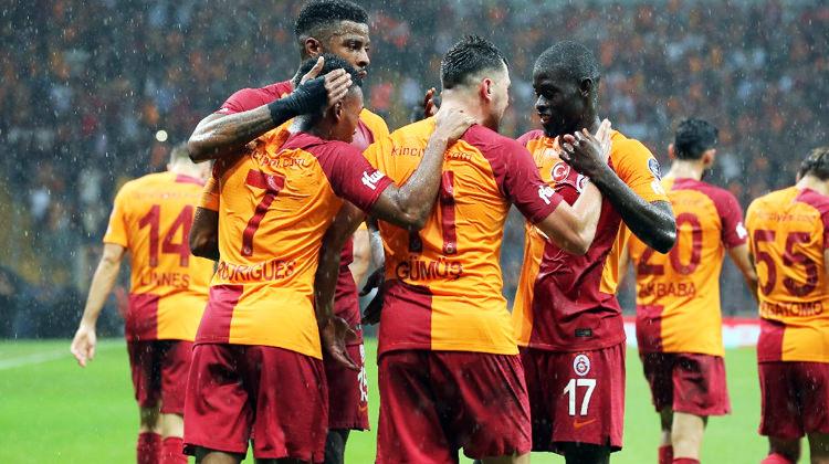 Galatasaray kupada tur için sahaya çıkıyor