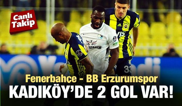 Kadıköy'de 2 gol var! CANLI TAKİP