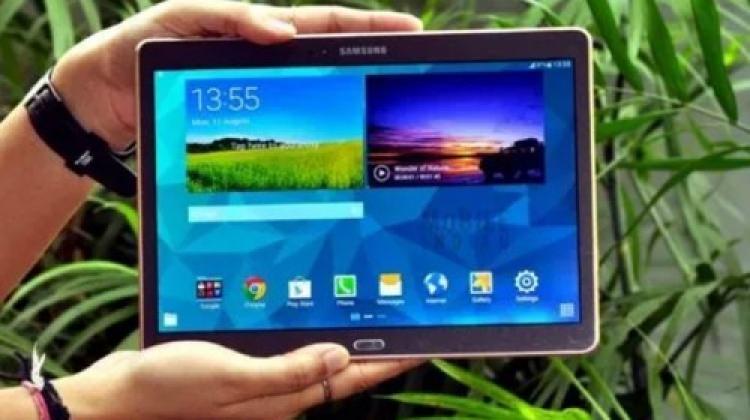 Yeni Galaxy Tab geliyor