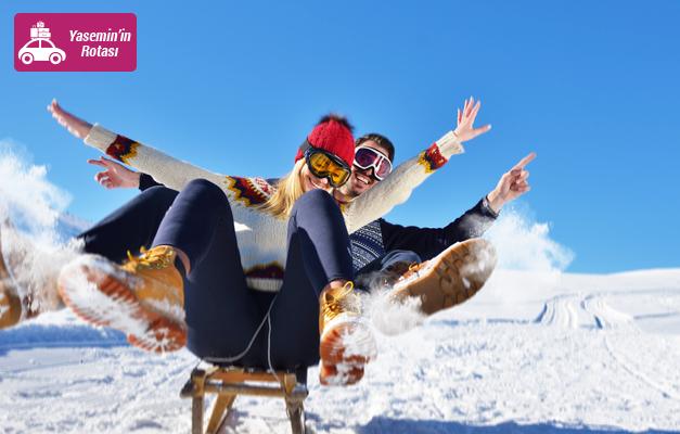 Kayak keyfini zirvede yaşayacağınız mekan!