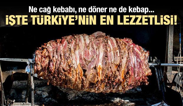 İşte Türkiye'nin en sevilen lezzetleri